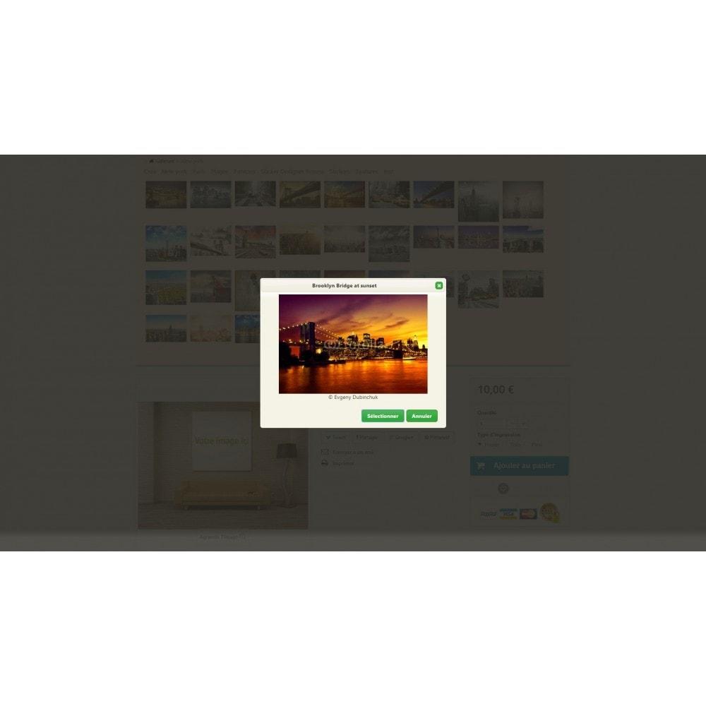 module - Visuels des produits - Fotolia Business API - 3