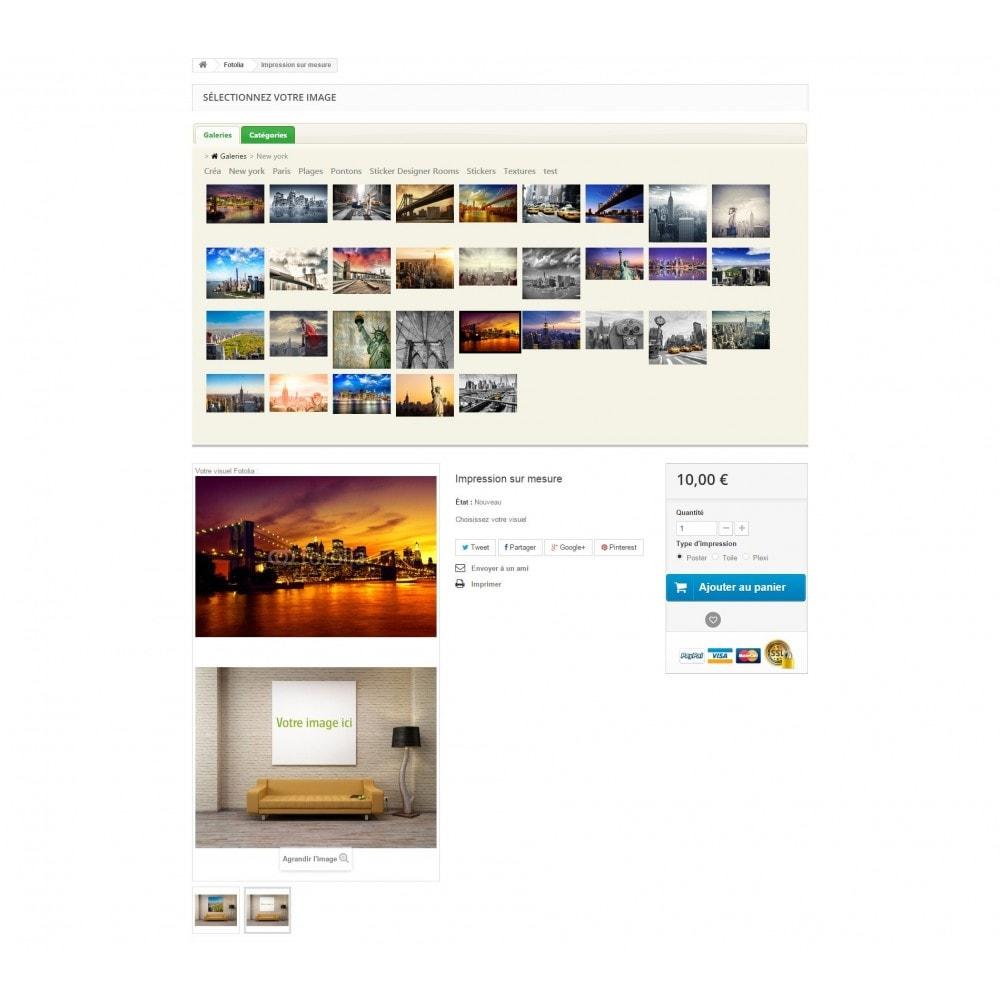 module - Fotos de productos - Fotolia Business API - 4