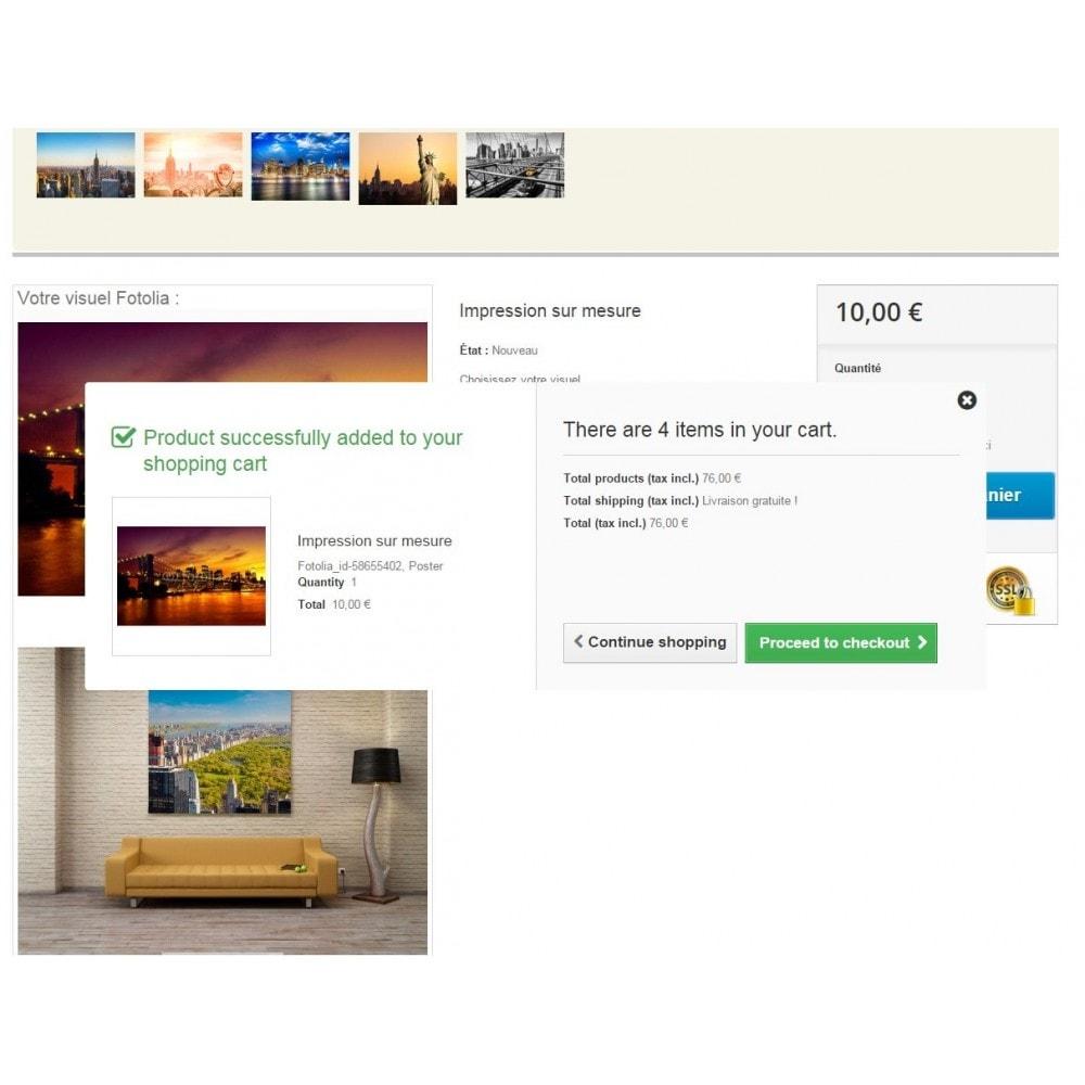 module - Fotos de productos - Fotolia Business API - 5