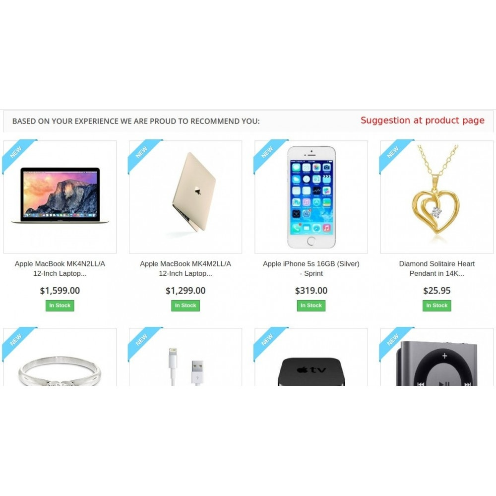 module - Cross-selling & Product Bundles - Smart suggest products / Related, Cross-sell, Recommend - 12