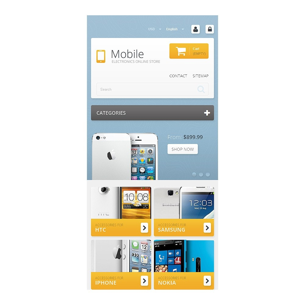 theme - Elettronica & High Tech - Mobile Phones - 4