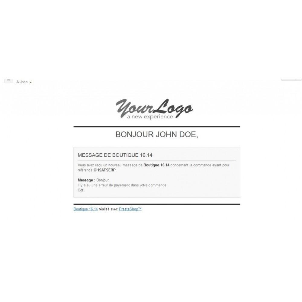 module - E-mails & Notifications - Recevoir une copie des mails envoyés par votre boutique - 3
