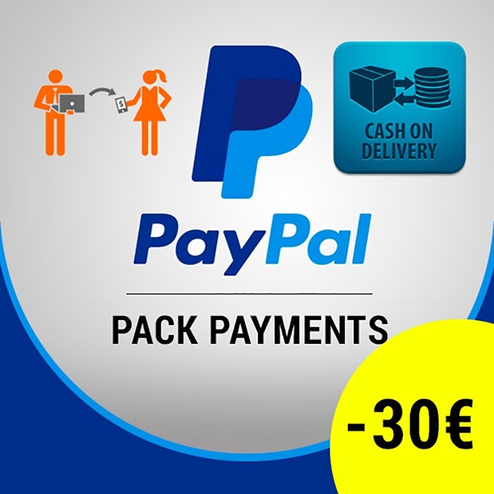 pack - Zahlung per Kreditkarte oder Wallet - Pack Payments with Fee - 1