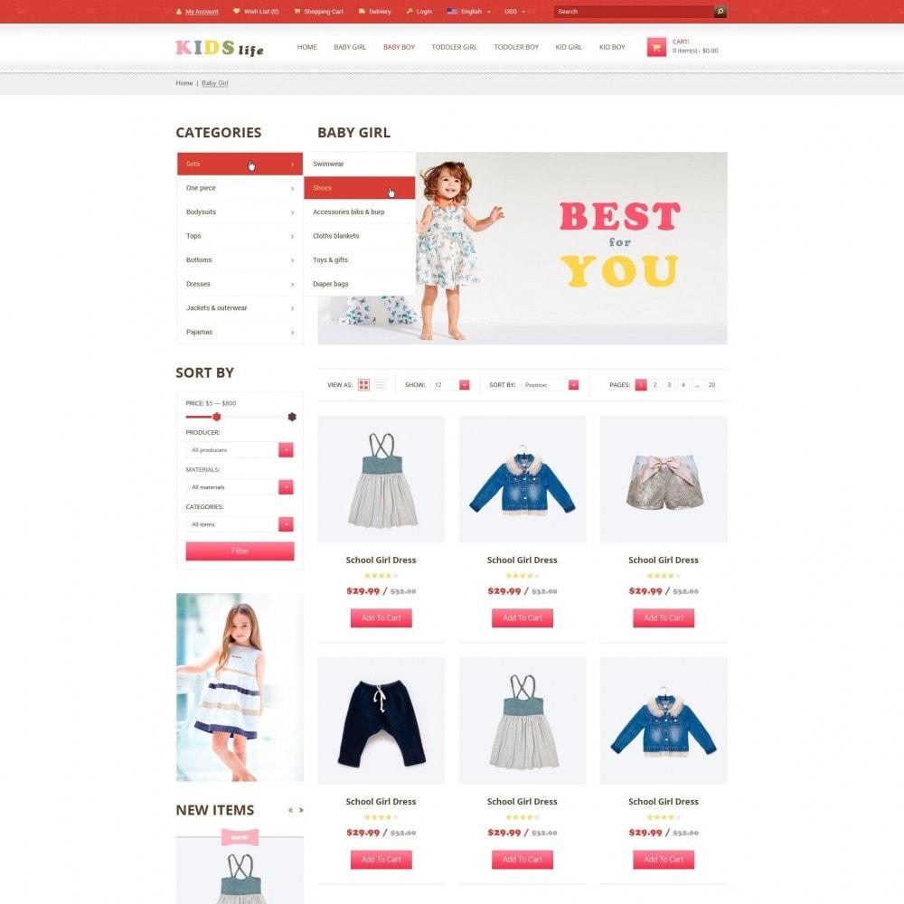 theme - Enfants & Jouets - Kids - Magasin de Vêtements Pour Enfants - 3