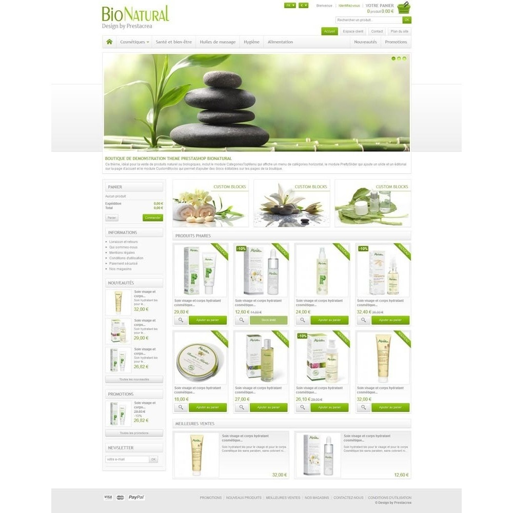 theme - Salud y Belleza - BioNatural - 2