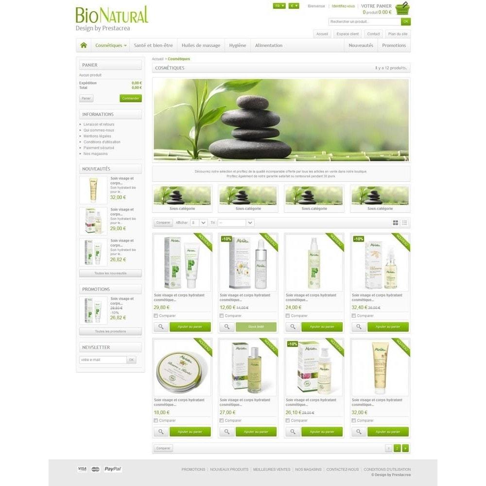 theme - Salud y Belleza - BioNatural - 3