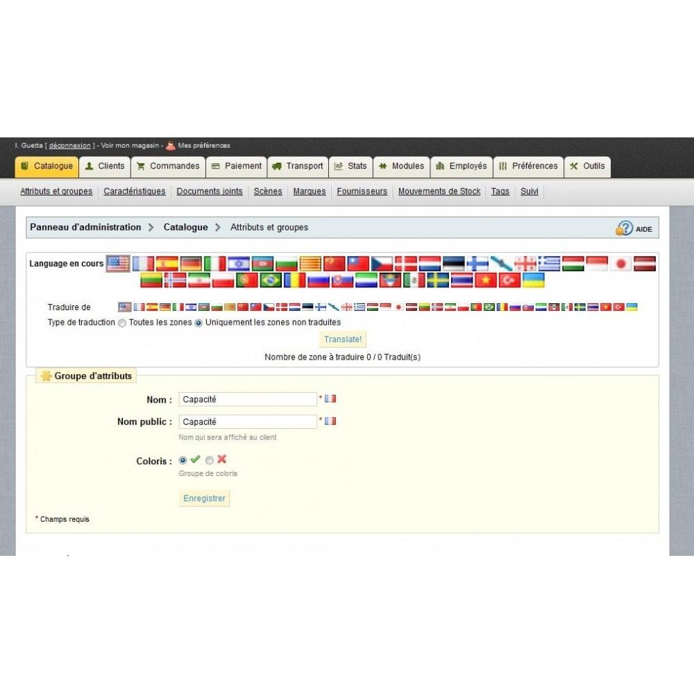 module - Международный рынок и геолокация - Translate all - 4