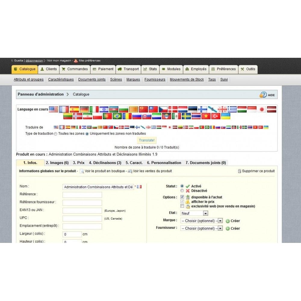 module - Internationaal & Lokalisatie - Translate all - 3