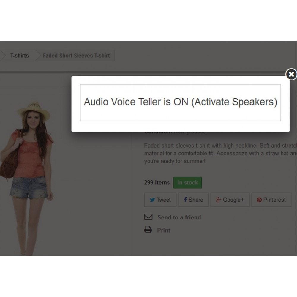 module - Vídeos y Música - LECTOR DE PRODUCTOS - 1