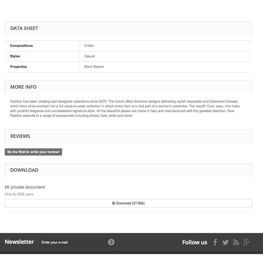module - Kundenverwaltung - Verbergen Archivanhängen Produkte für Klientengruppen - 4