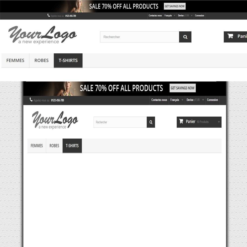 module - Personnalisation de Page - Transformez vos thèmes Fluide en version Boîte - 1