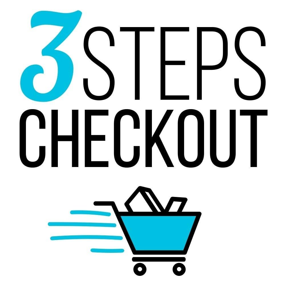 module - Inscripción y Proceso del pedido - [3PC] Checkout en tres pasos - 1