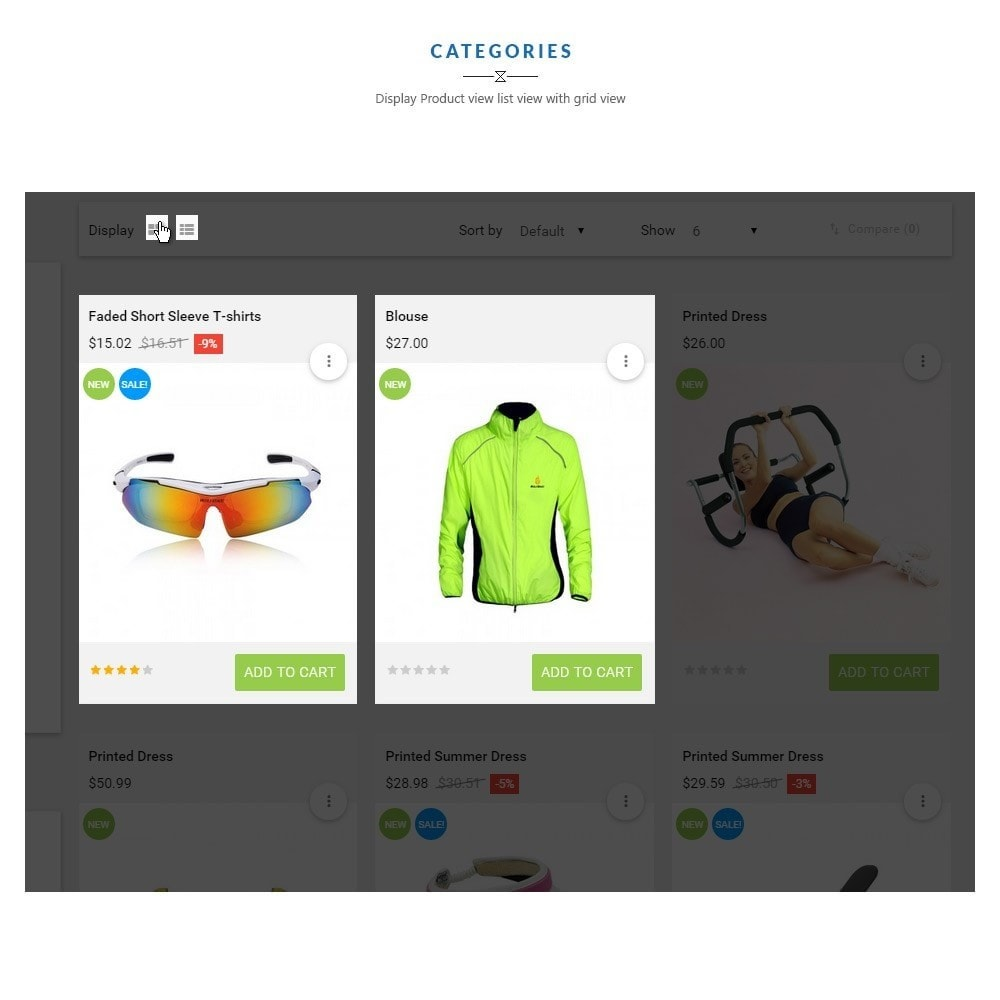 theme - Sport, Attività & Viaggi - Leo Sport Store - 3