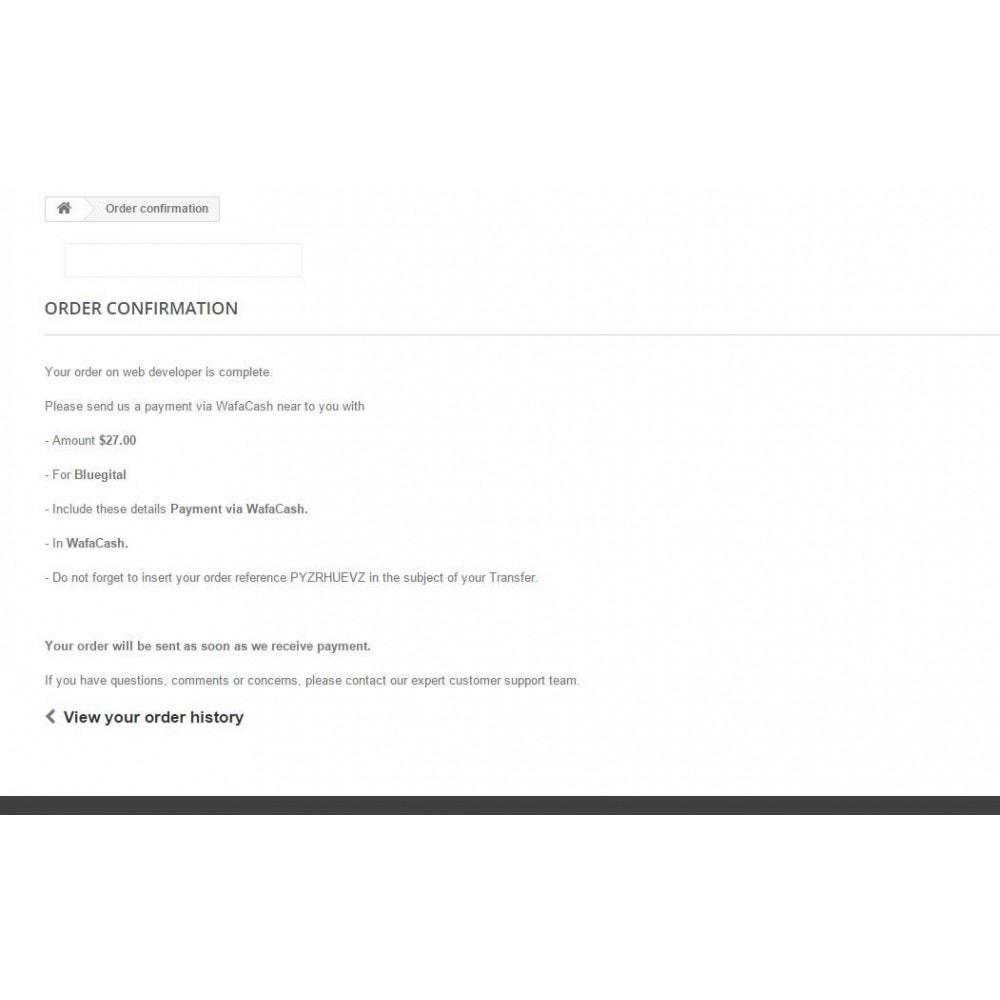 module - Betaling in de Winkel - WafaCash - 1