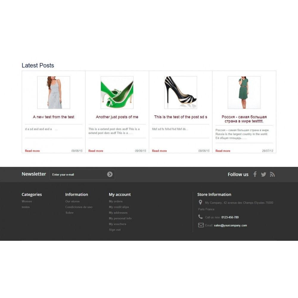 module - Blog, Foro y Noticias - Wpress - Wordpress en su tienda - 10