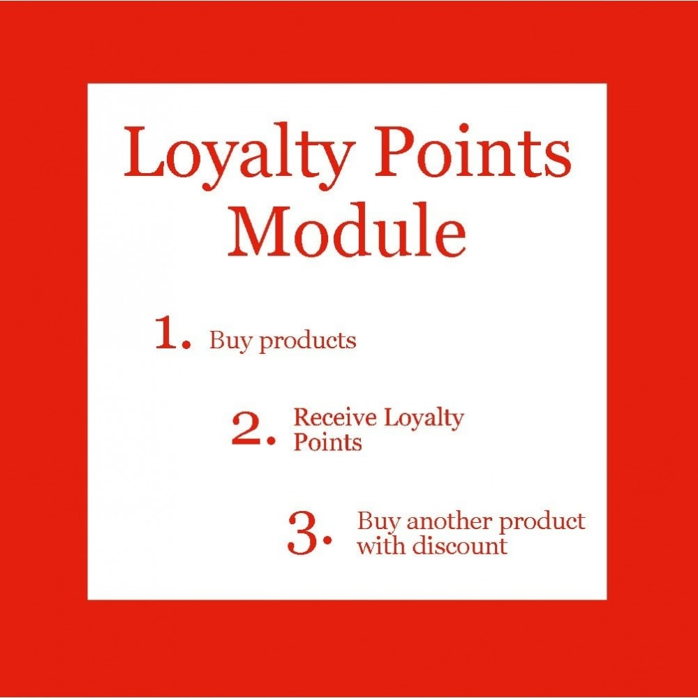 module - Programa de Fidelidad - Loyalty Points - 1