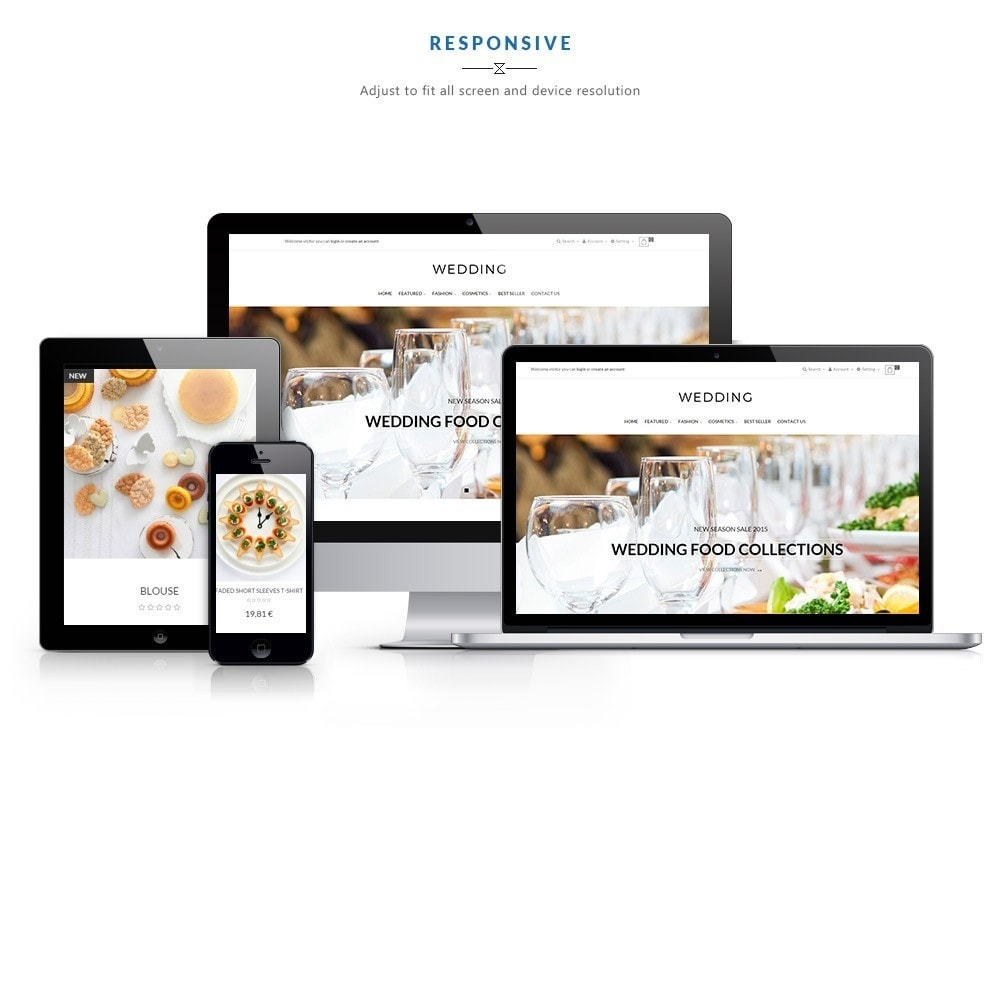theme - Alimentos & Restaurantes - Leo Food Collection - 1