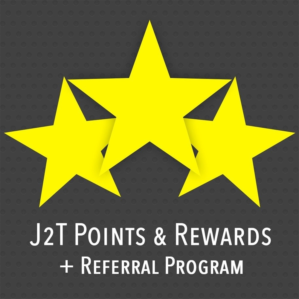 module - Lojalność & Rekomendowanie - J2T Point & Rewards + Referral Program - 1