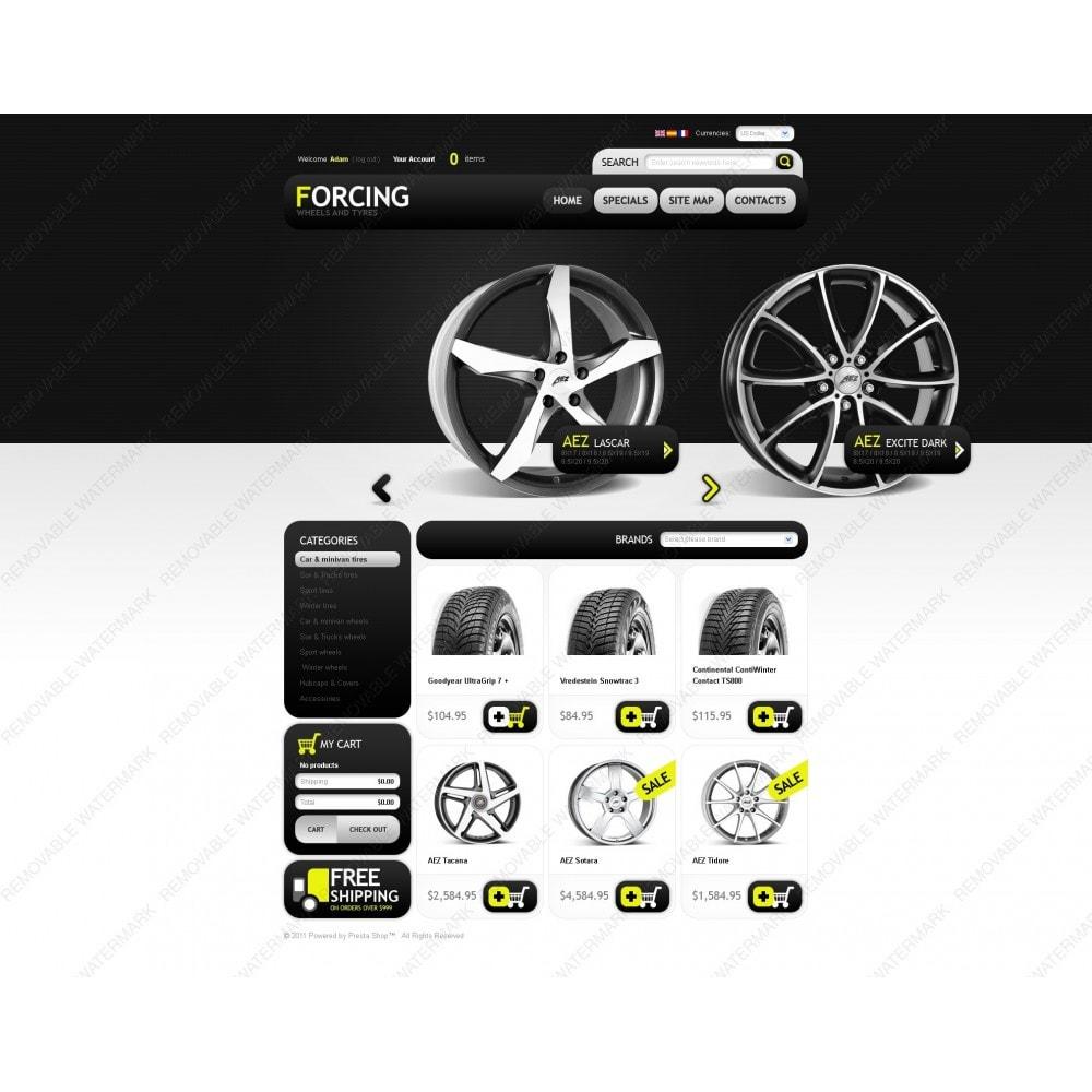 theme - Carros & Motos - Wheels & Tires - 3