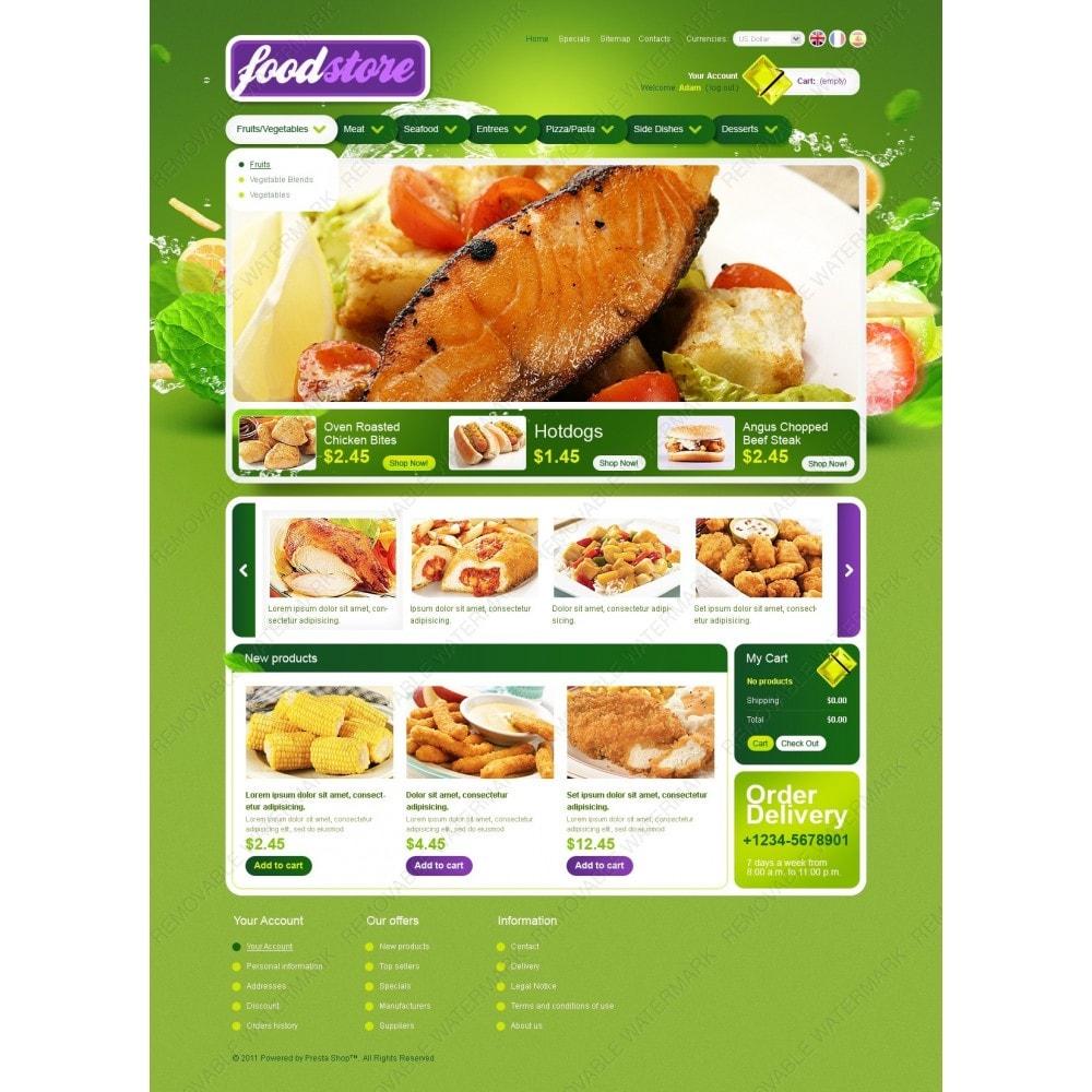 theme - Eten & Restaurant - Tasty Place - 6