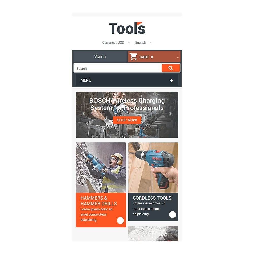 theme - Heim & Garten - Online Toolbox - 4