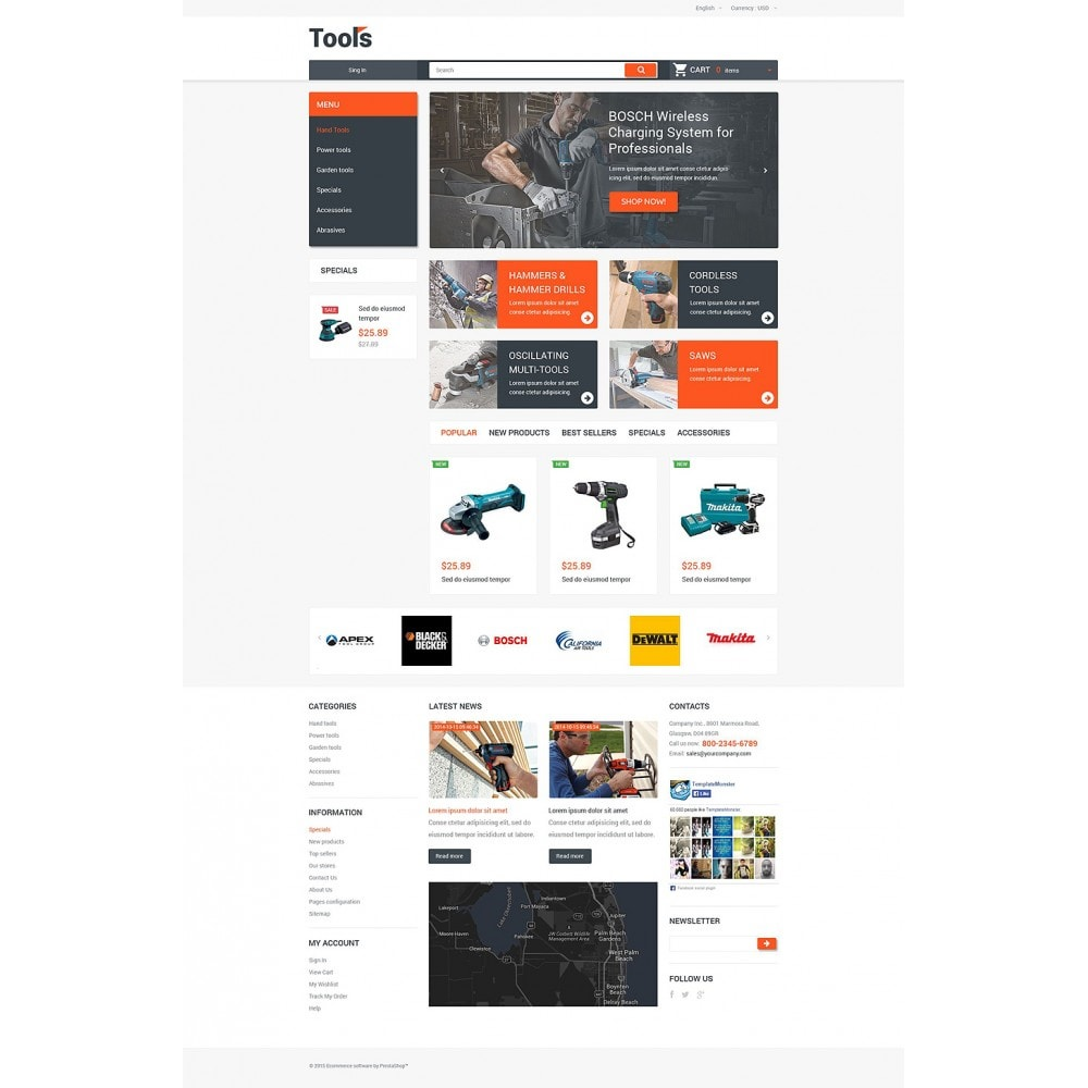 theme - Heim & Garten - Online Toolbox - 8
