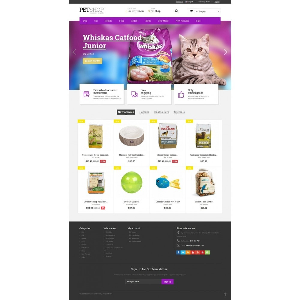 theme - Dieren - Pet Shop - 2