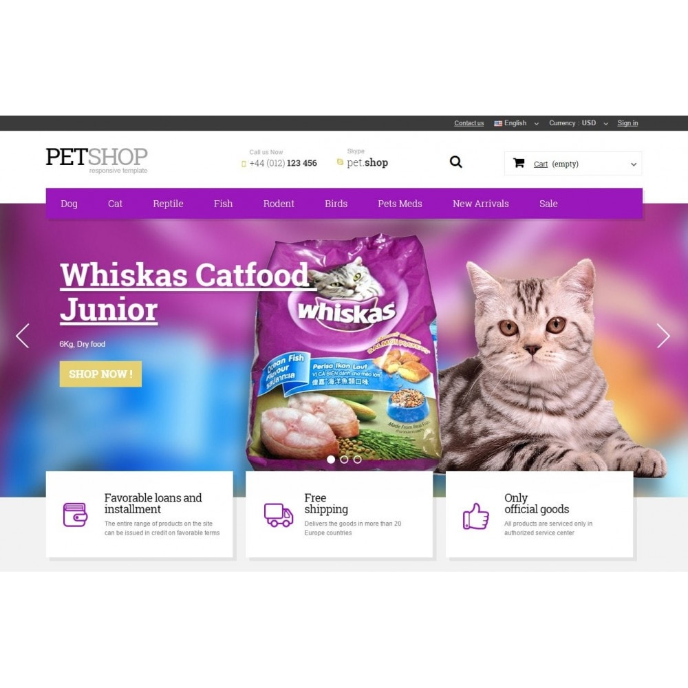 theme - Animals & Pets - Pet Shop - 3