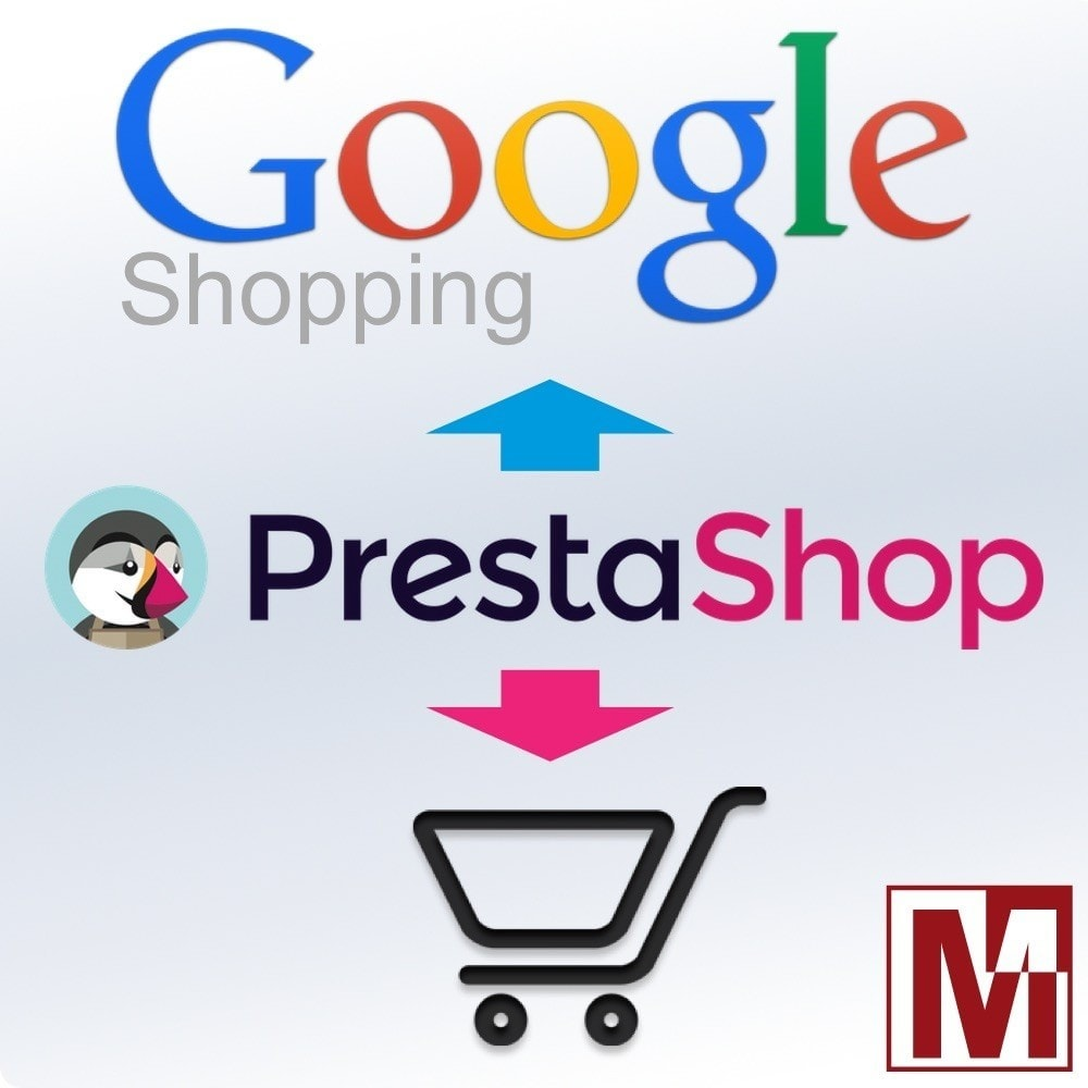 module - Платная поисковая оптимизация - Google Shopping Export (Google Merchant Center) - 1