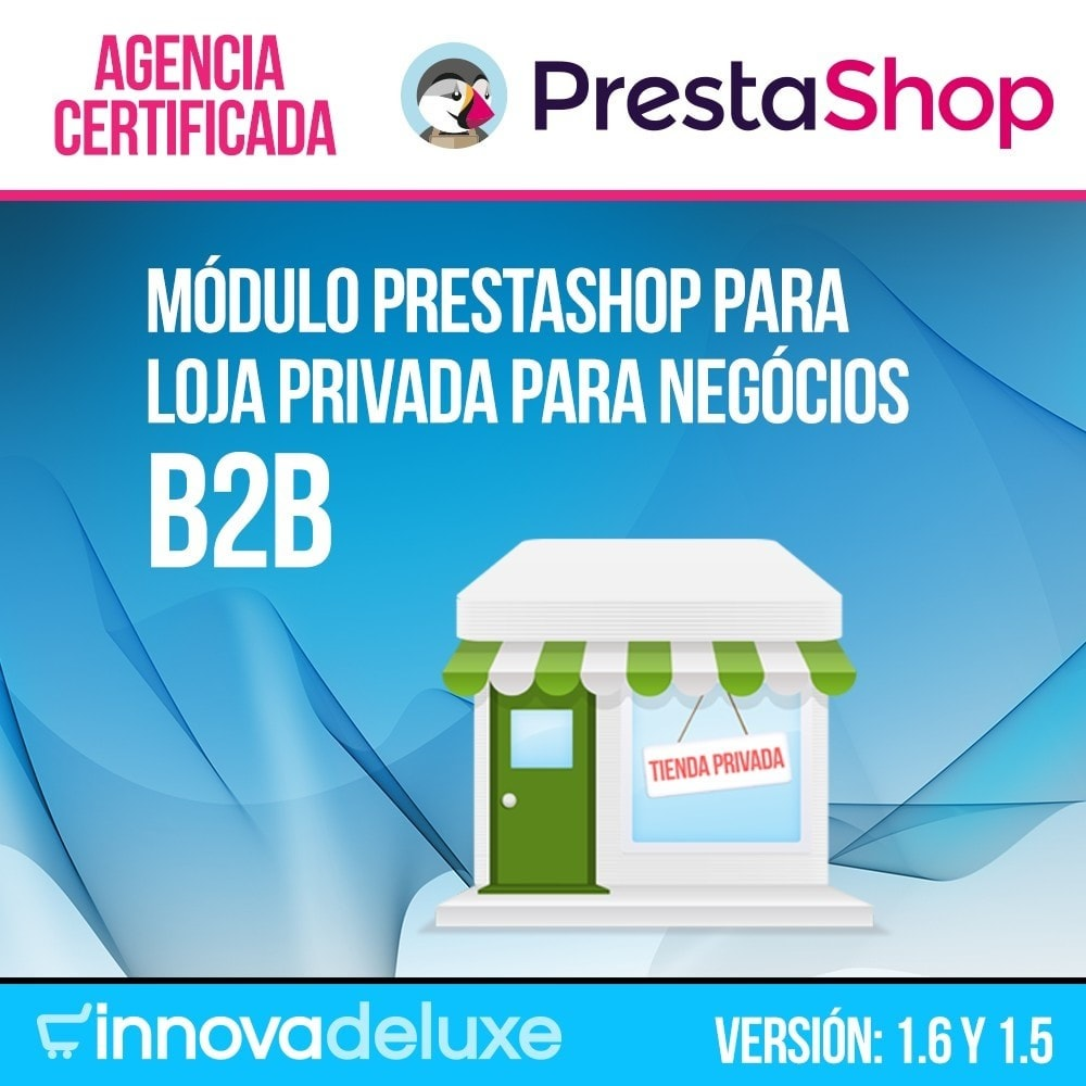 module - B2B - Loja Privada para negócios B2B - 1