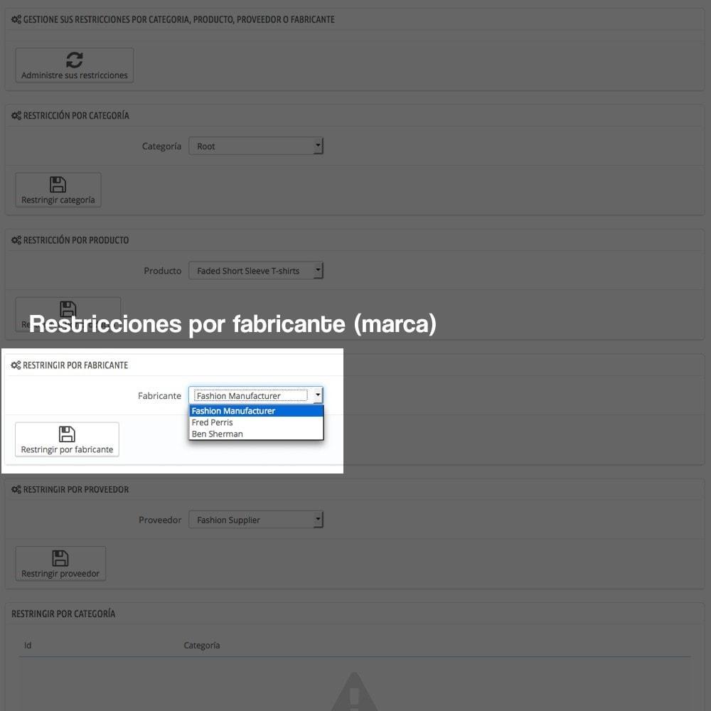 module - Pago a la Entrega (contrarrembolso) - Contra reembolso con recargo (rangos y restricciones) - 16