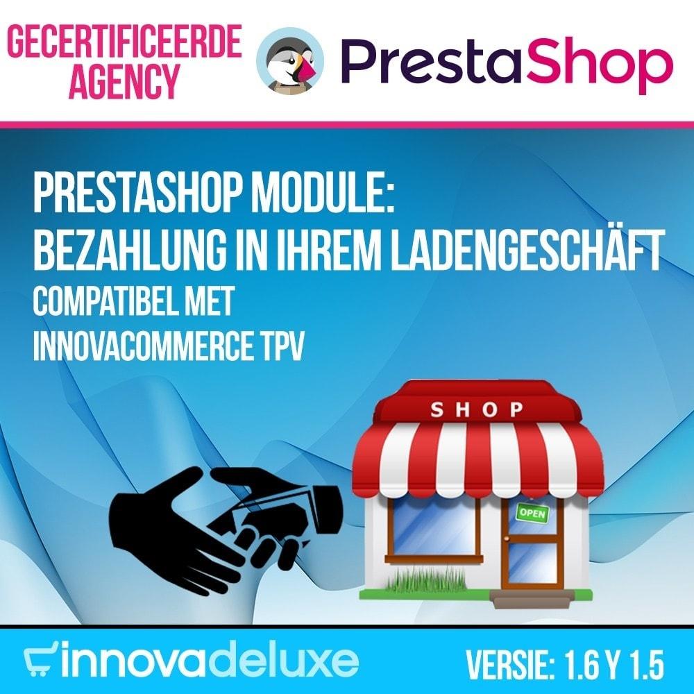 module - Betaling in de Winkel - Bezahlung in Ihrem Ladengeschäft (wahlweise Kommission) - 1