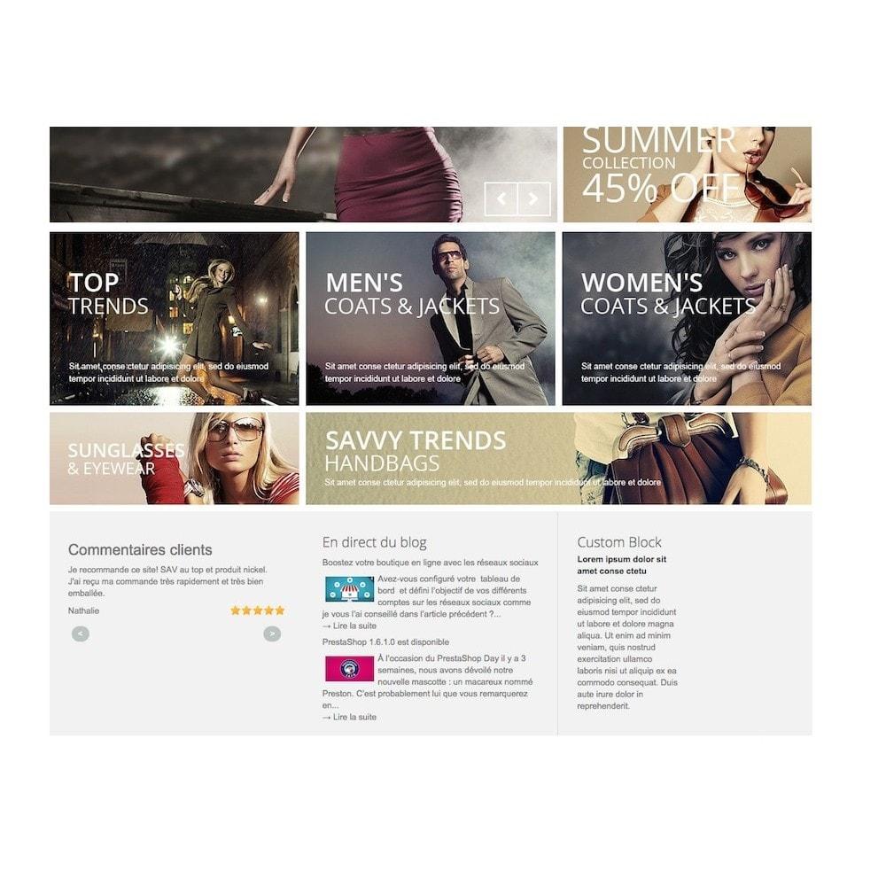 module - Blog, Forum & Actualités - Easy Blog - 1