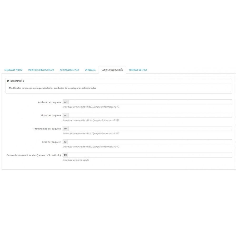 module - Edición Rápida y Masiva - LC Administrador de cambios masivos - 8
