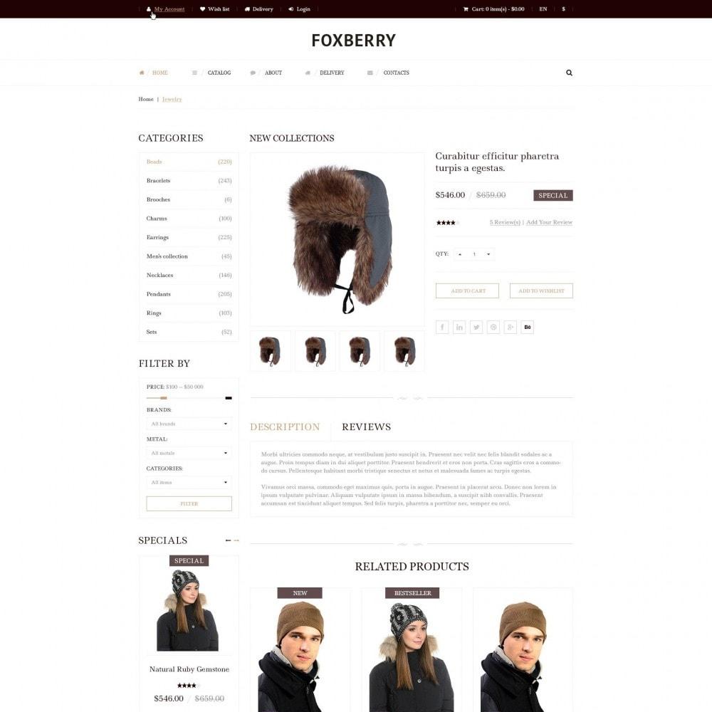 theme - Mode & Chaussures - Foxberry - Chapeaux de Magasin - 3
