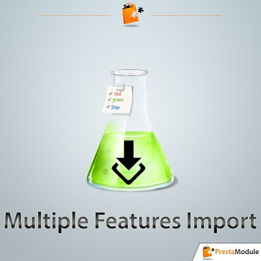 module - Импорт и Экспорт данных - Multiple Features Import - 1
