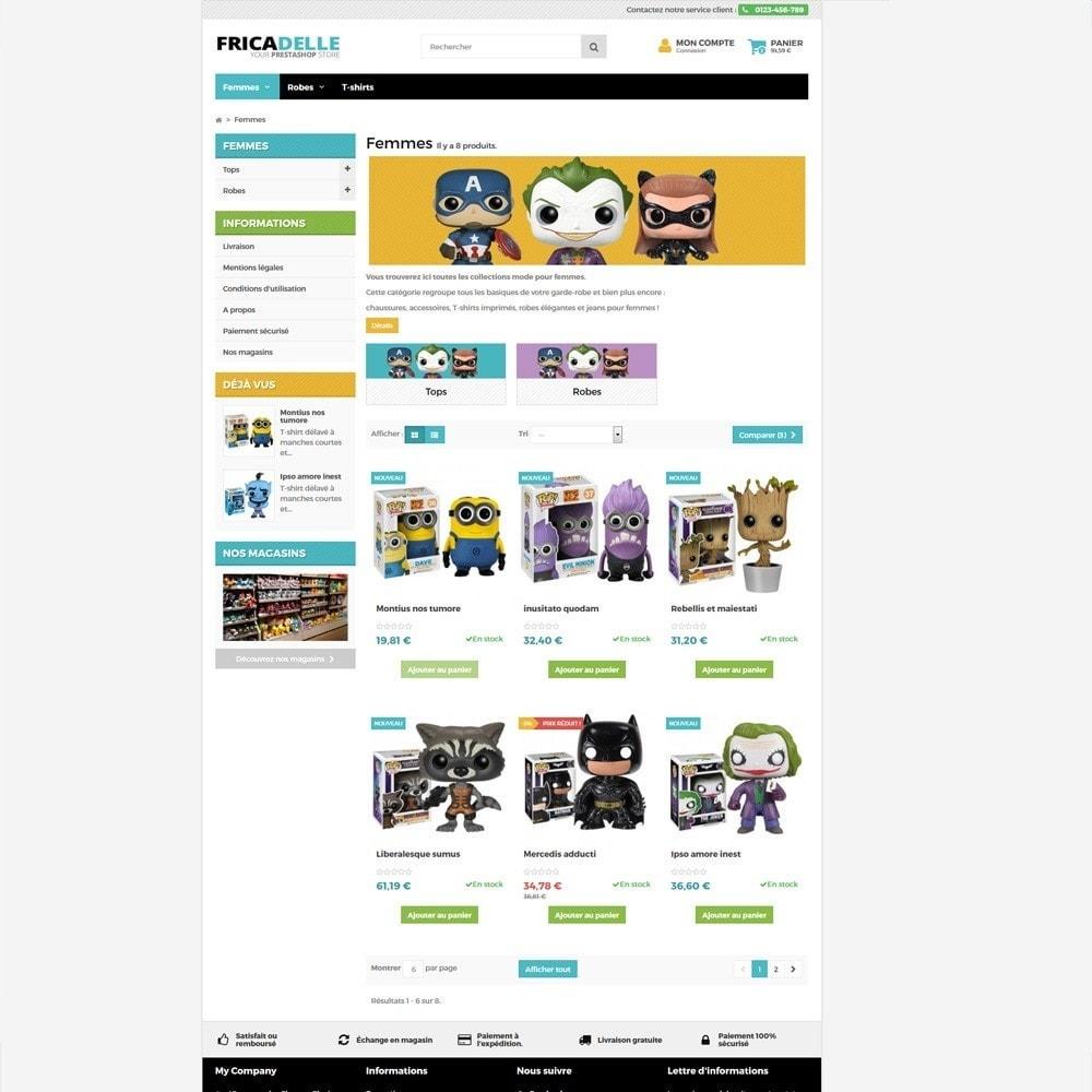 theme - Zabawki & Artykuły dziecięce - Fricadelle Responsive - 8