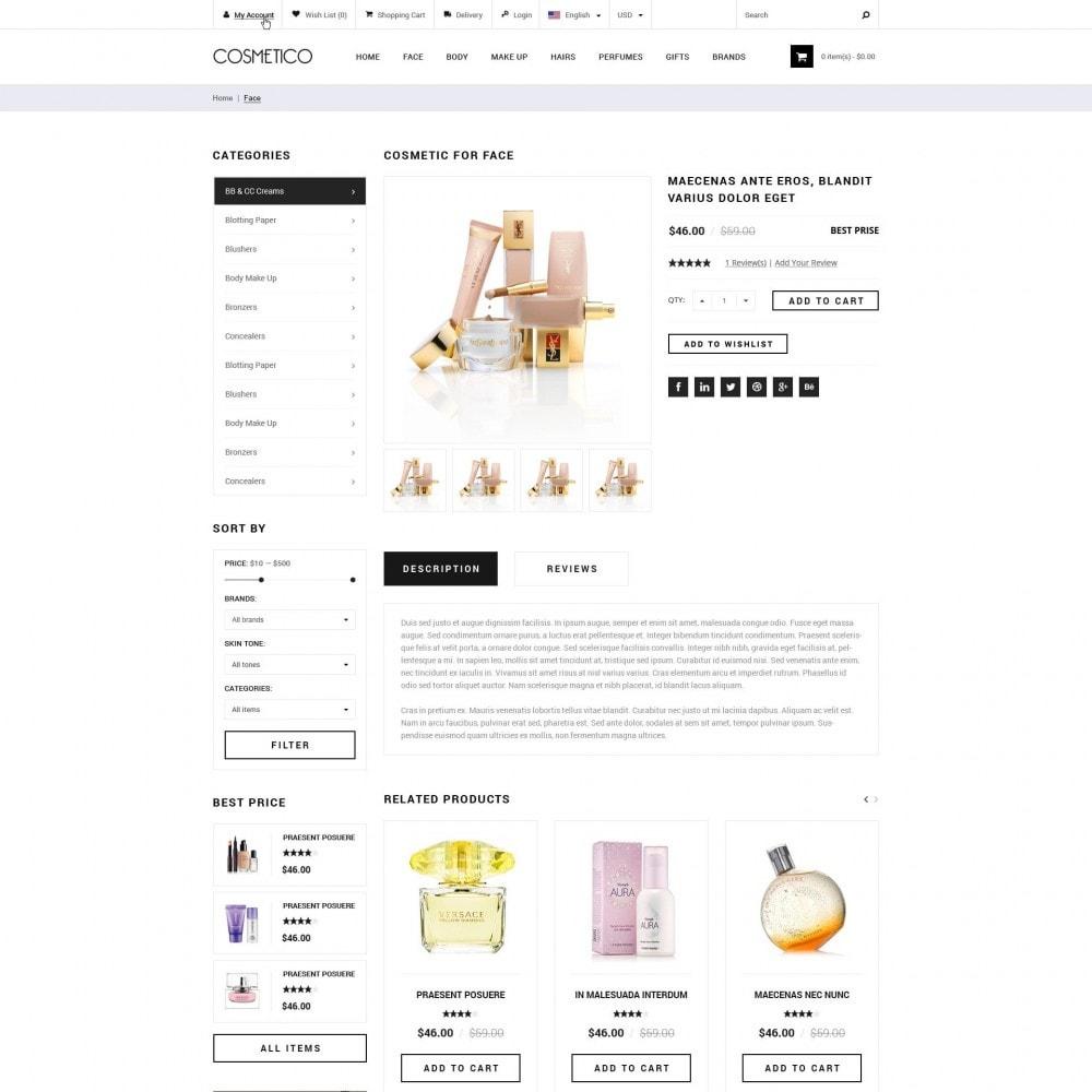 theme - Gezondheid & Schoonheid - Cosmetico - Cosmetica Winkel - 3