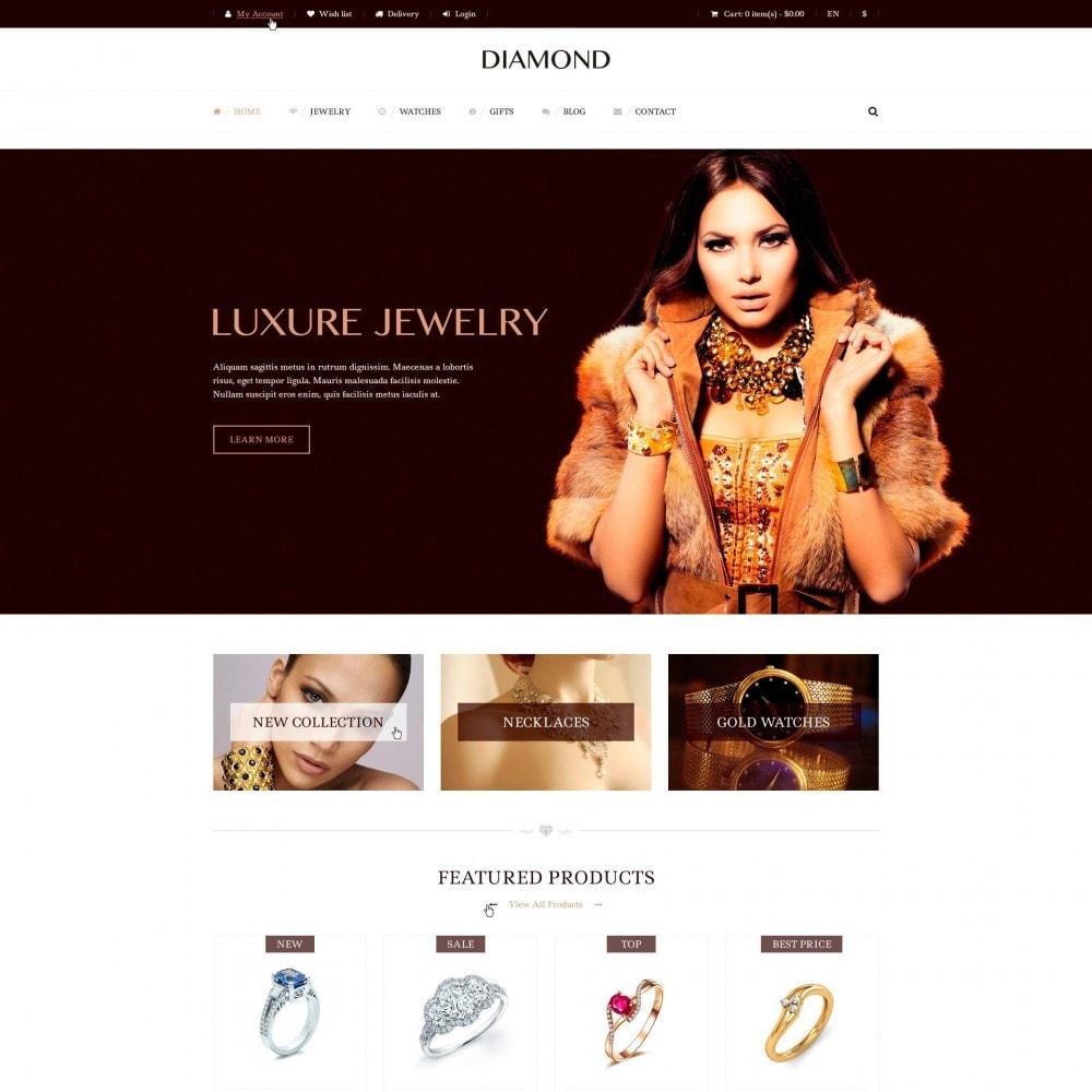 theme - Schmuck & Accesoires - Diamant - Schmuck-Shop - 2