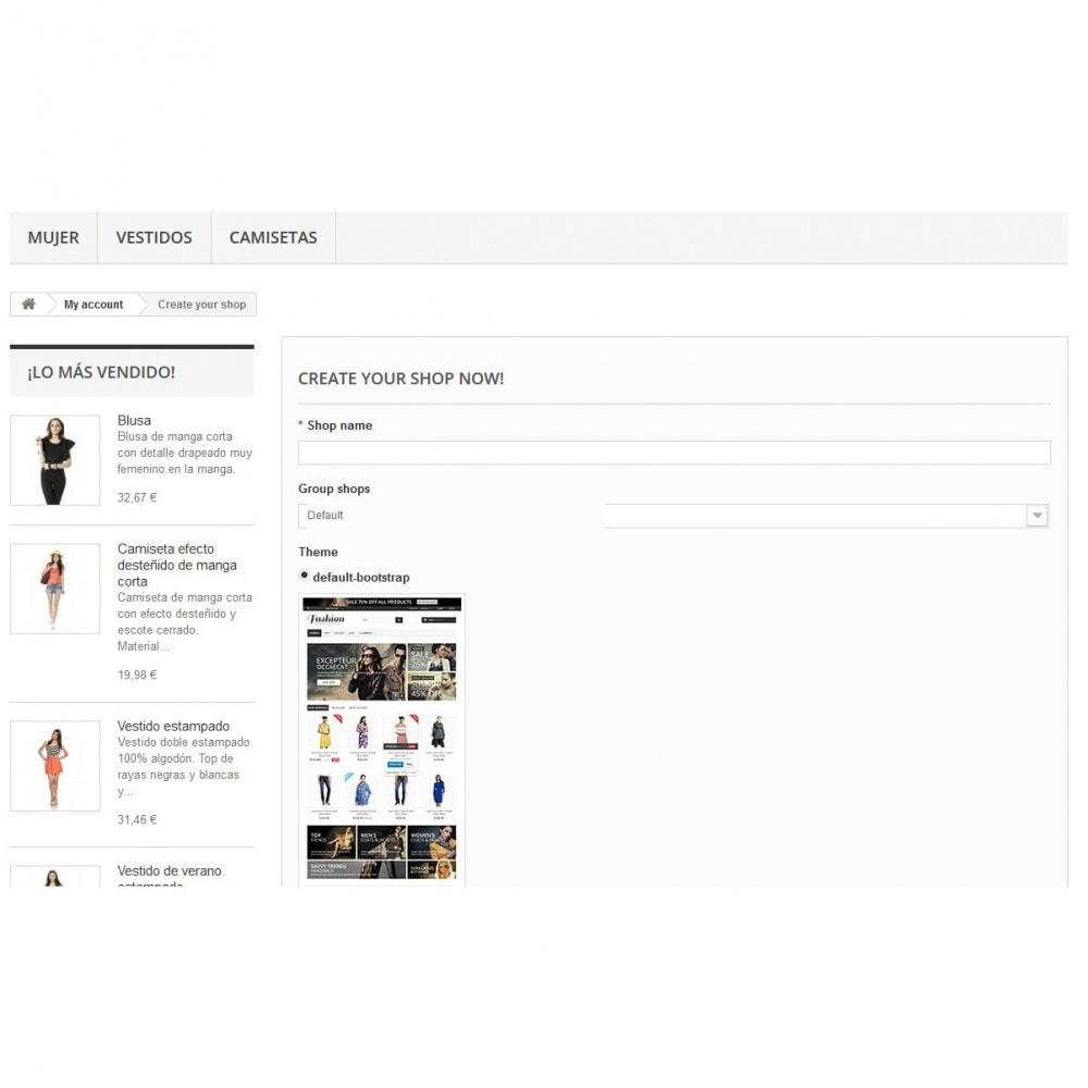 module - Marketplace Creation - Multishop Marketplace - 2