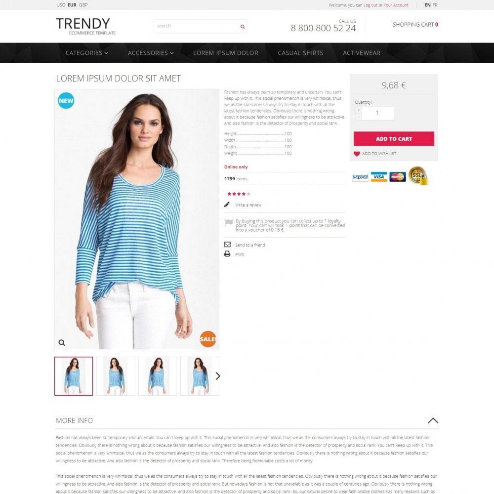 a2789cdb6 theme - Moda   Calçados - Trendy - Loja de Moda Roupas - 4