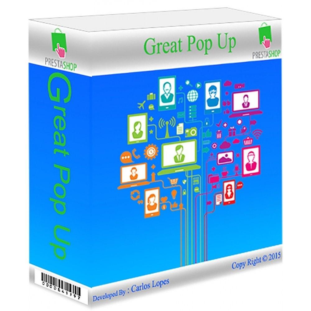 module - Pop-up - Great PopUp - 1