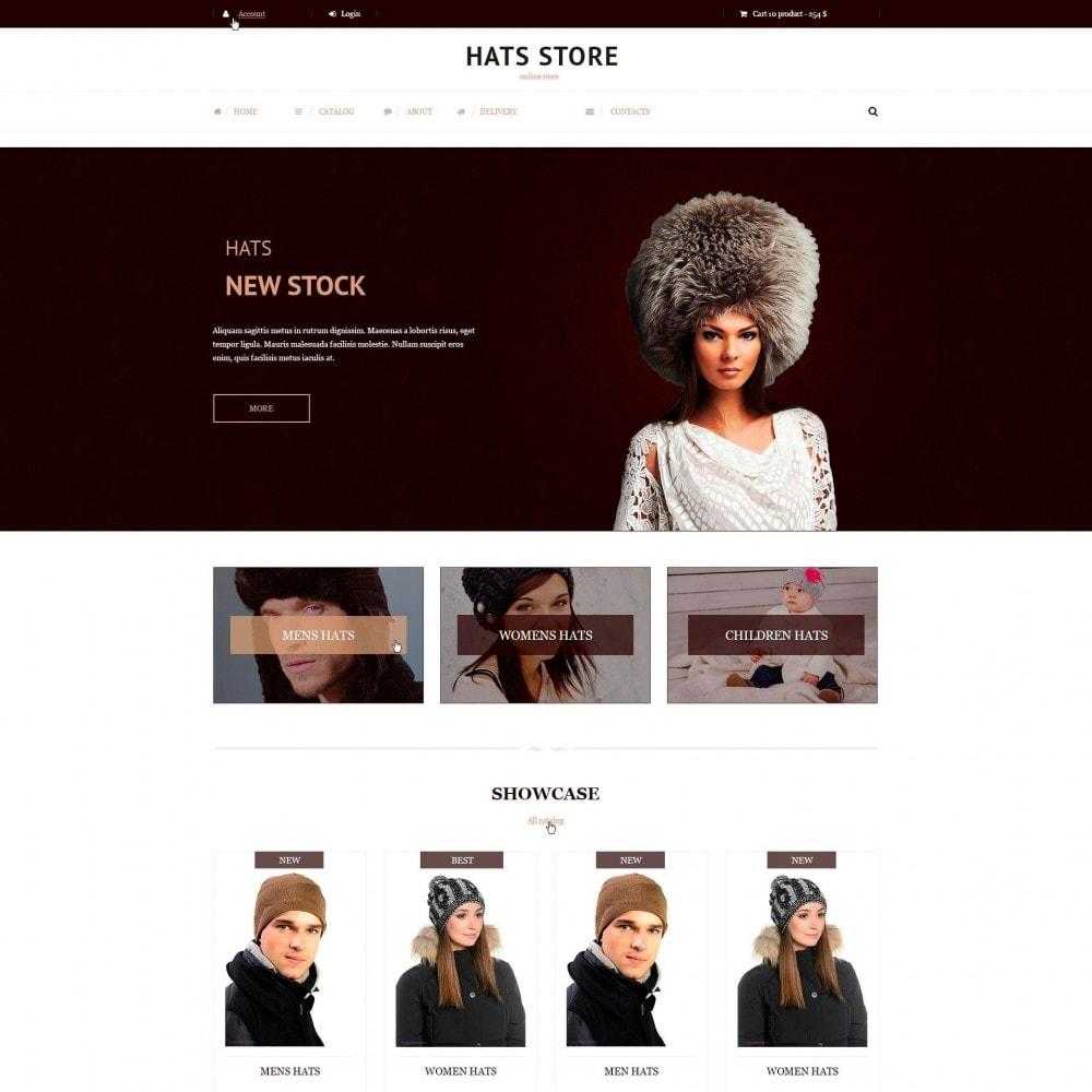 theme - Moda & Calzature - Foxberry - Cappelli Negozio - 2
