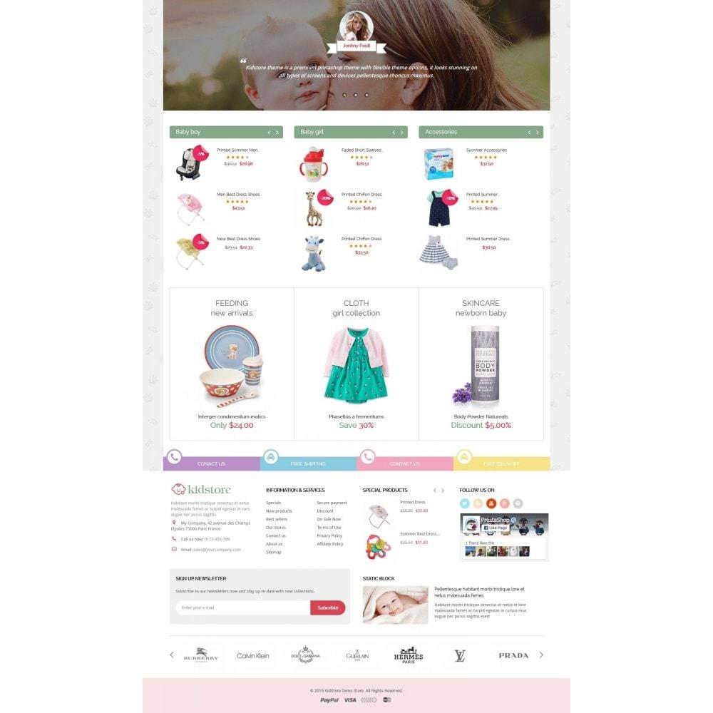 theme - Bambini & Giocattoli - Kidstore - Kids & Children Store - 3