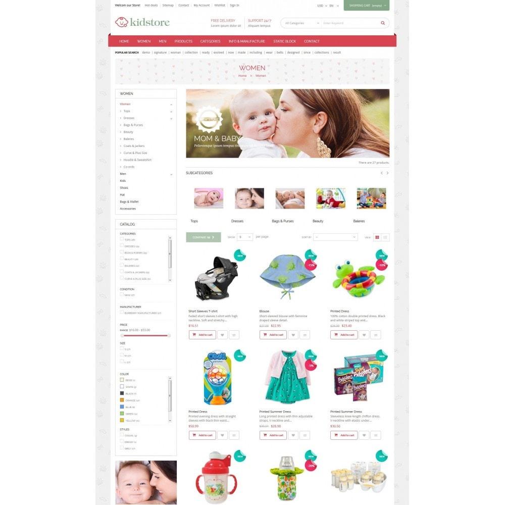 theme - Zabawki & Artykuły dziecięce - Kidstore - Kids & Children Store - 4