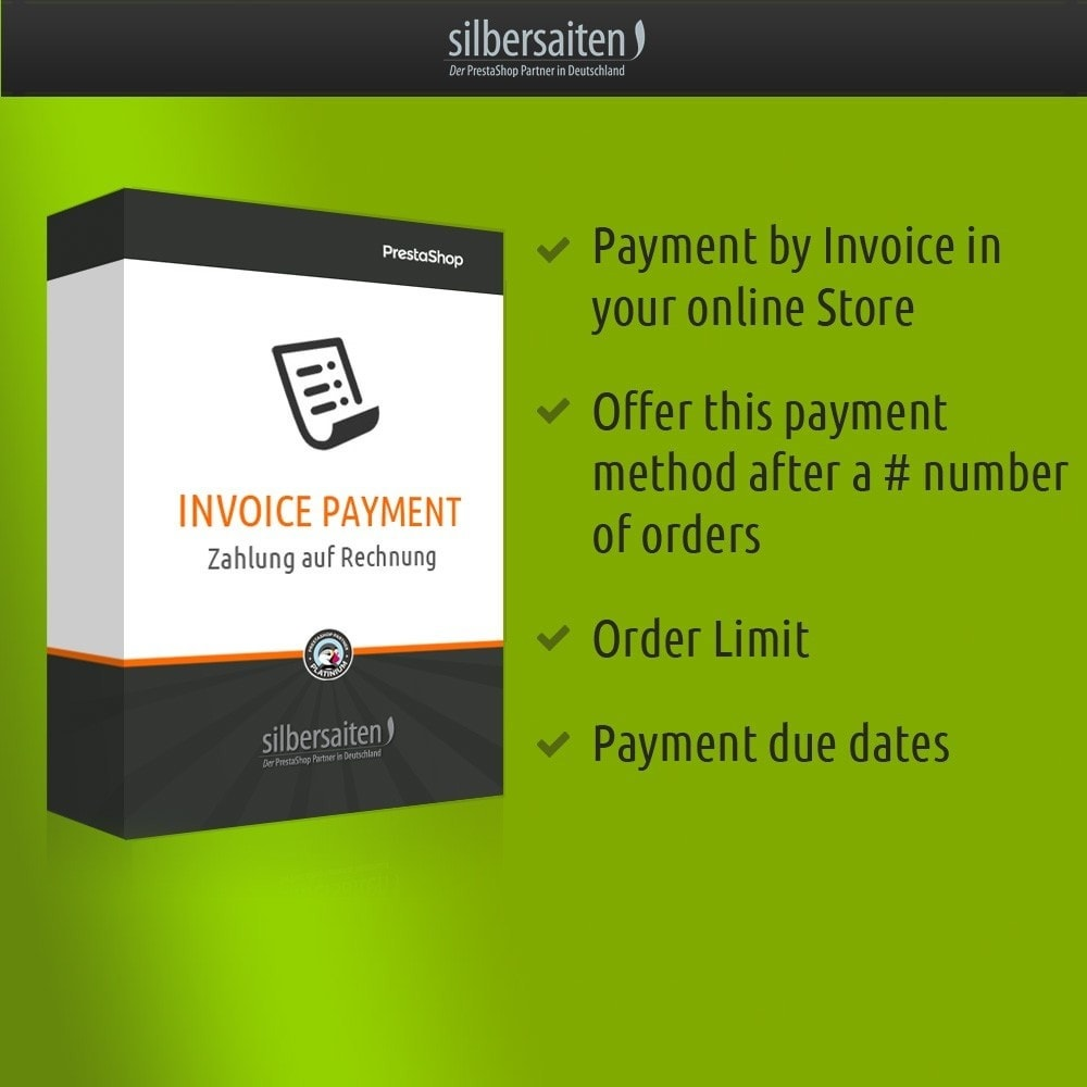 module - Payment by Invoice - Invoice Payment - 1