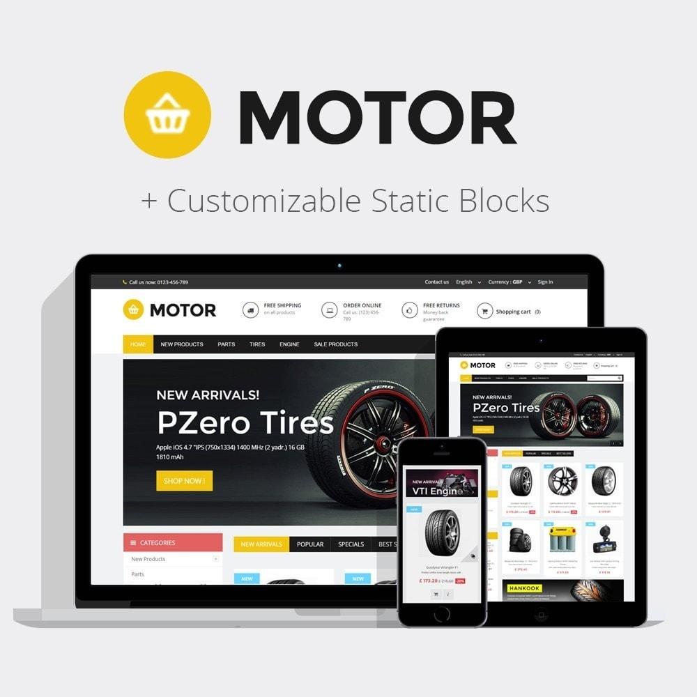 theme - Авто и Мото - AUTO 1.6 Responsive - 1