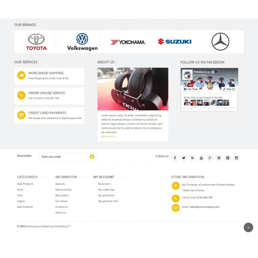 theme - Automotive & Cars - AUTO 1.6 Responsive - 3