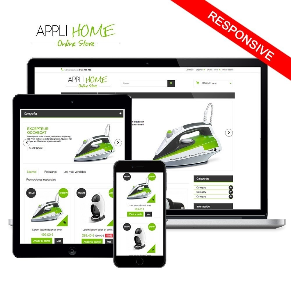 theme - Eletrônicos & High Tech - Appli Home - 1