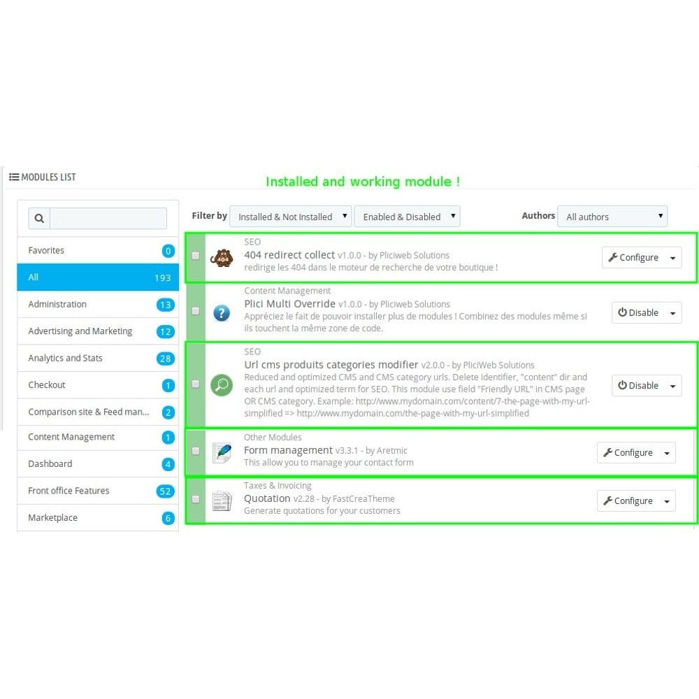 module - Herramientas Administrativas - Multi Override - 3